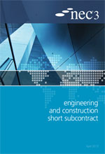 Engineering & Construction Short Subcontract