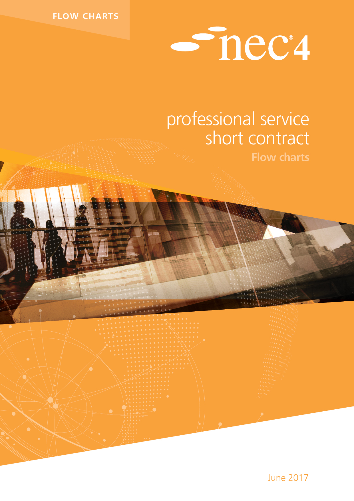 NEC4: Professional Service Short Contract Flow Charts