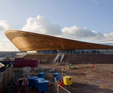 London 2012 Velodrome