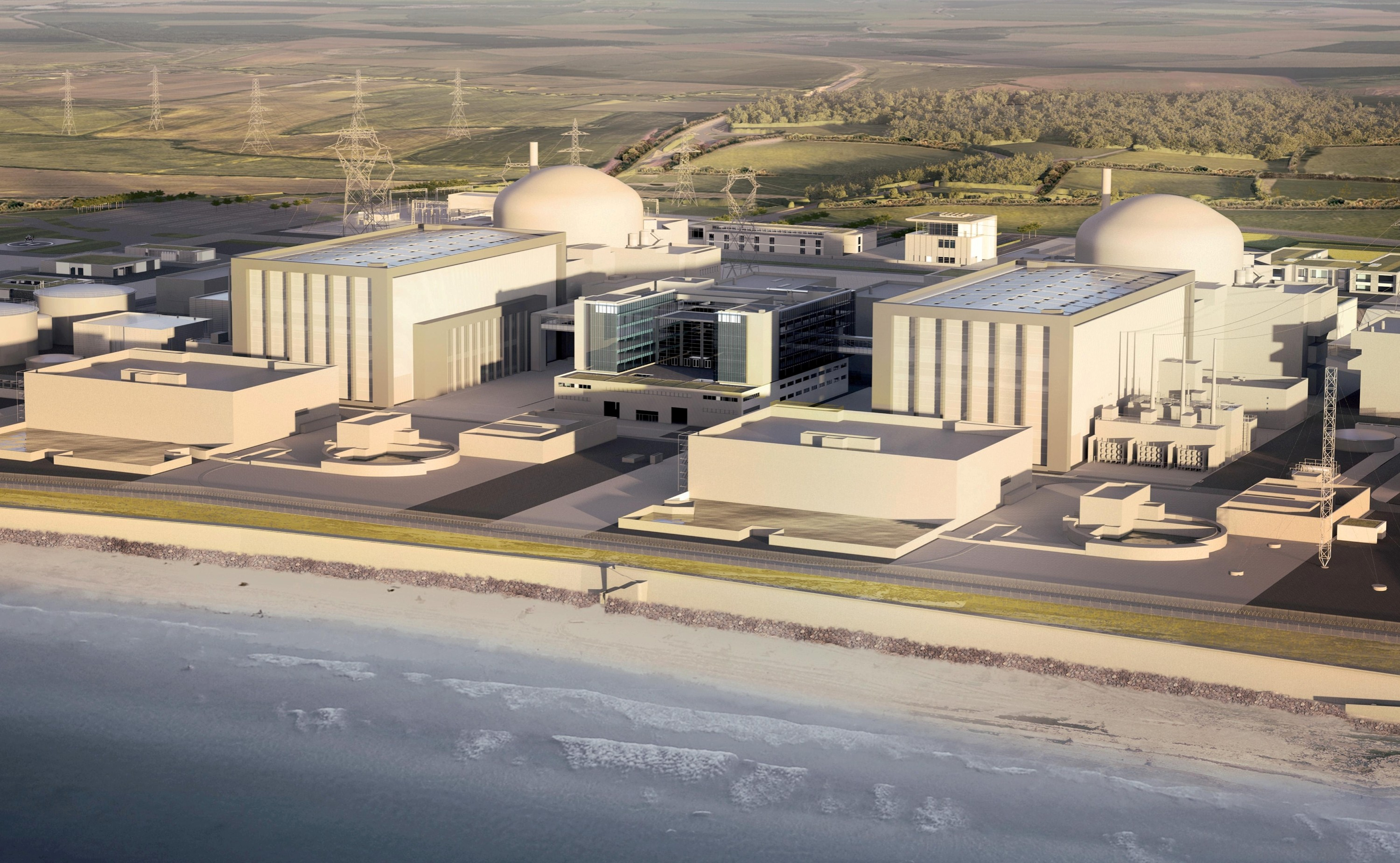 NEC plays a key role on Hinkley Point C project