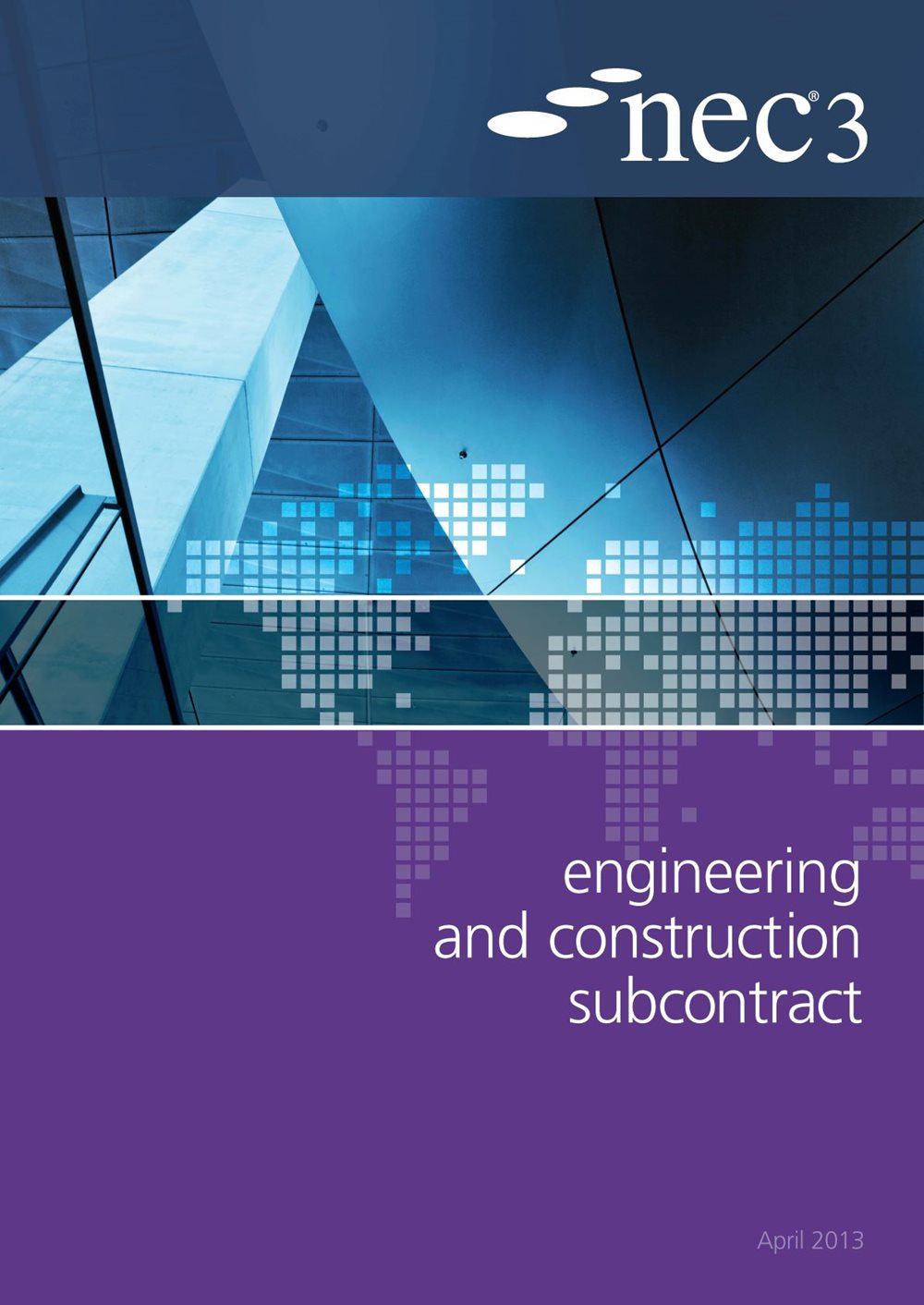 NEC3: Engineering and Construction Subcontract (ECS)