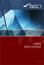 NEC3: Supply Short Contract (SSC)