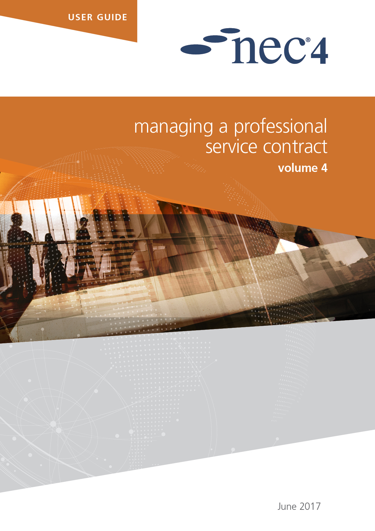 NEC4: Managing a Professional Service Contract