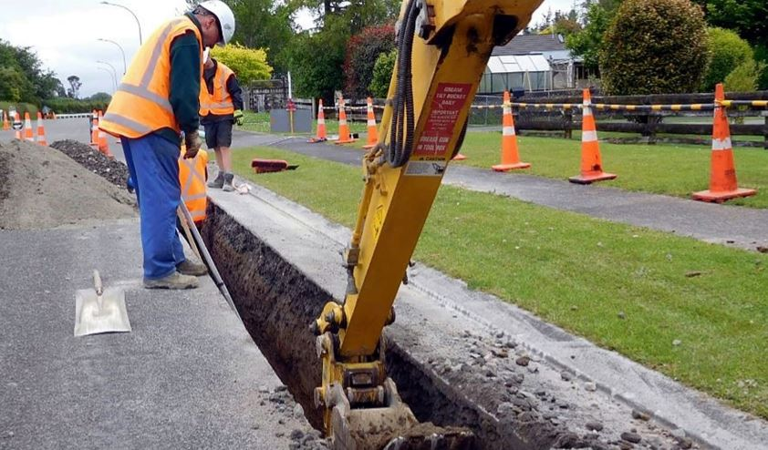 New Zealand district council chooses NEC4 ECC Option B to renew urban water mains