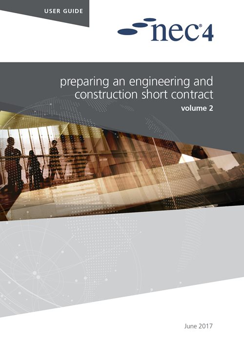 NEC4: Preparing an Engineering and Construction Short Contract
