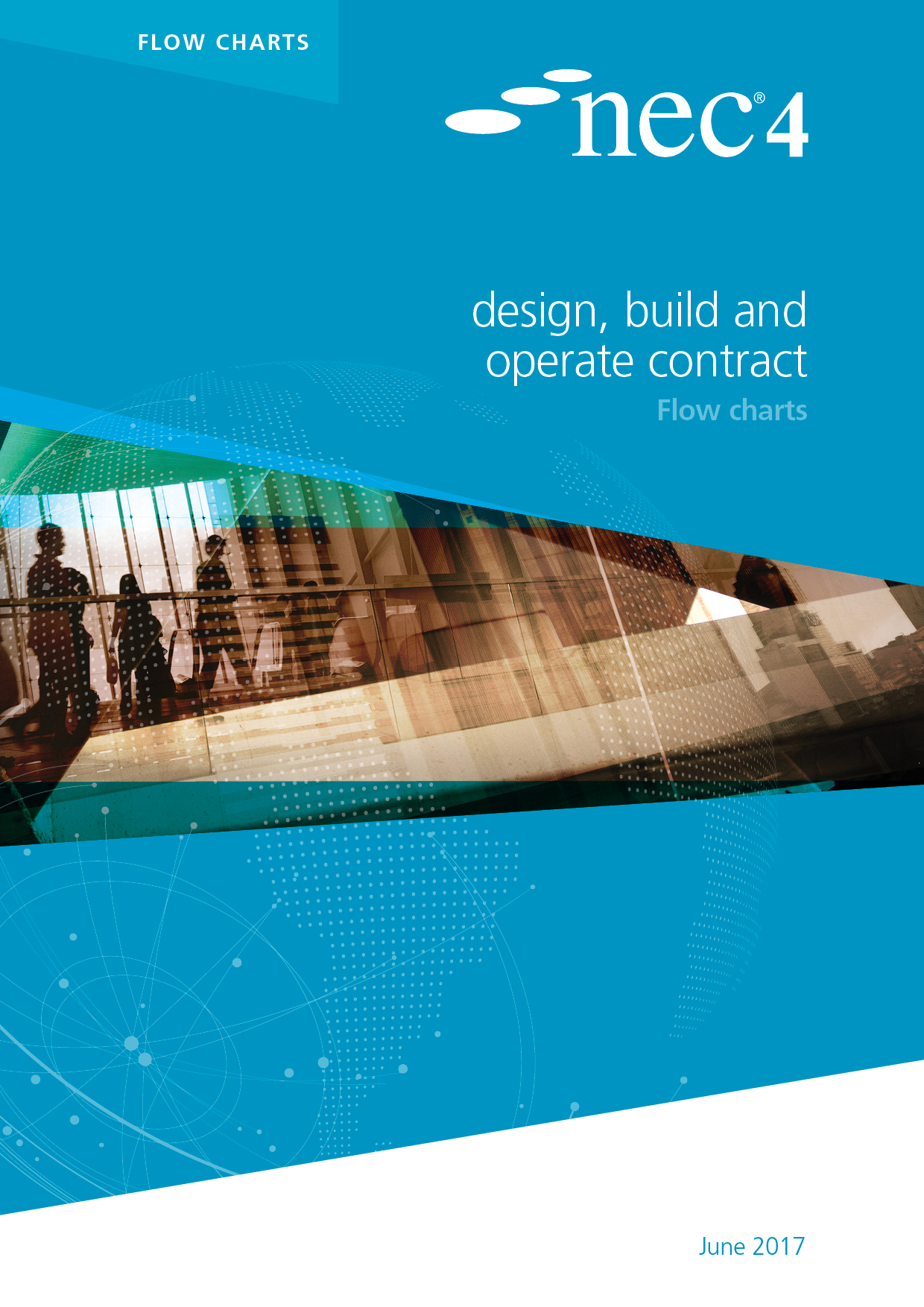 NEC4: Design Build and Operate Contract Flow Charts