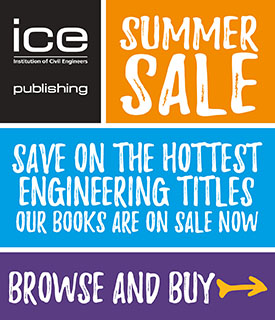 ICE publishing sale