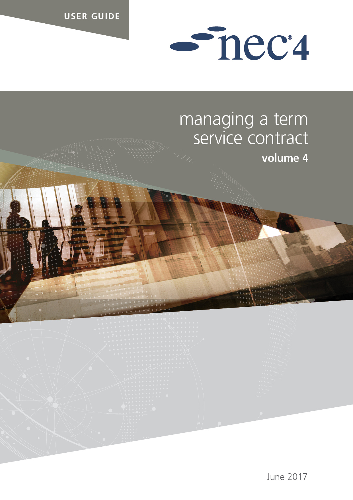 NEC4: Managing a Term Service Contract
