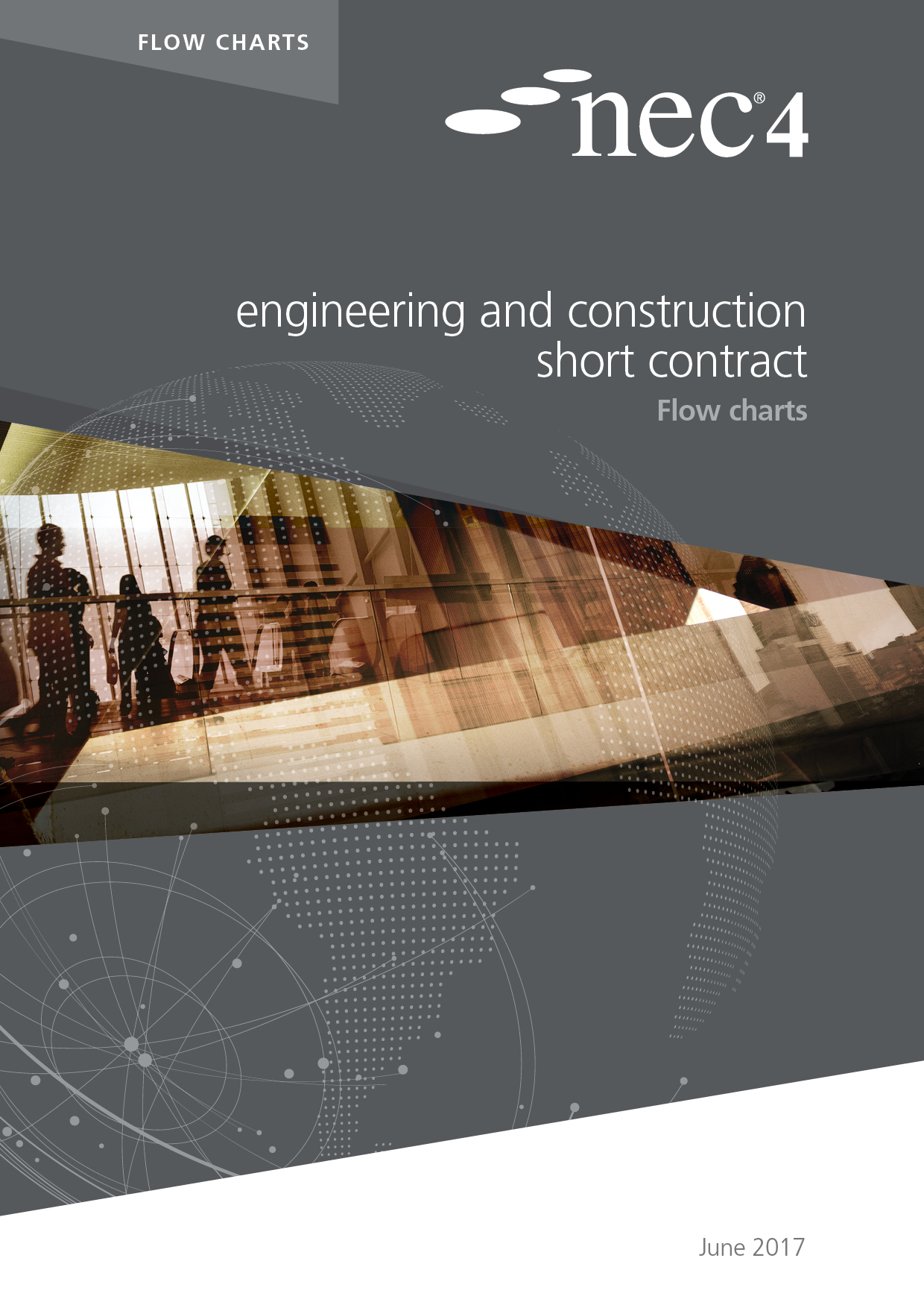 NEC4: Engineering and Construction Short Contract Flow Charts