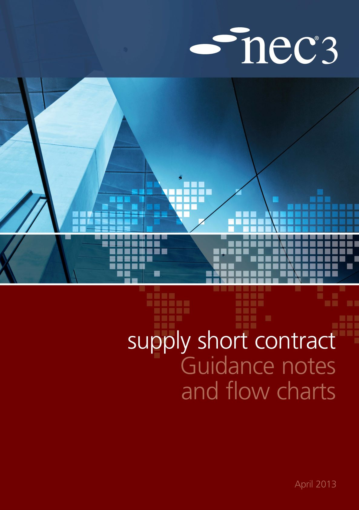 NEC3: Supply Short Contract Guidance Notes and Flow Charts