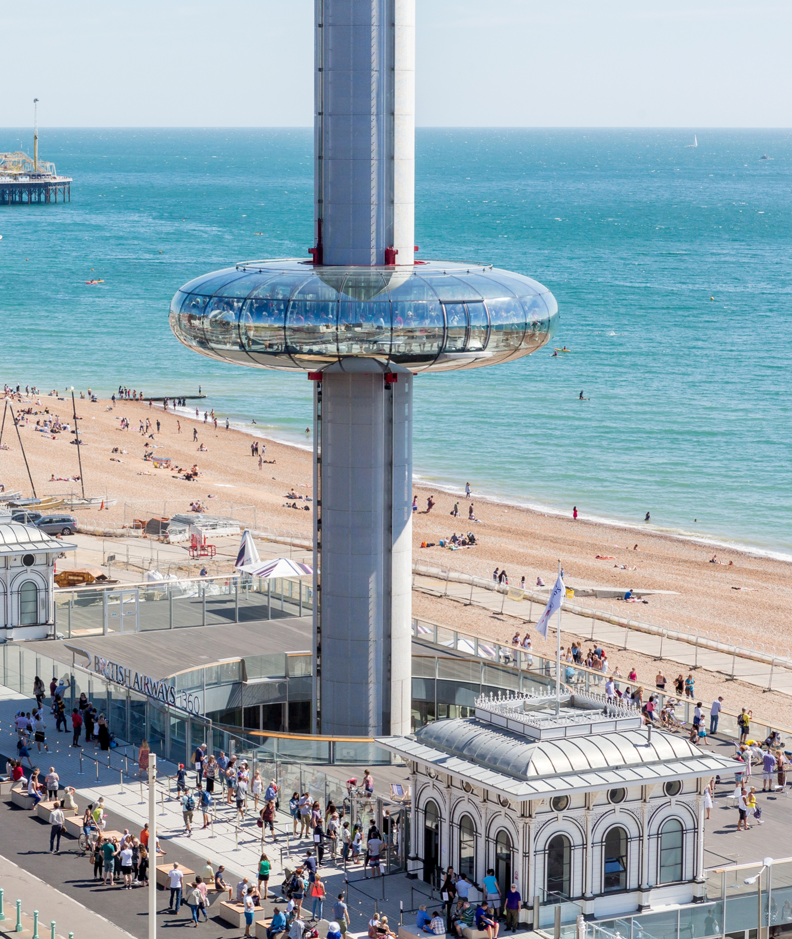 British Airways i360, Brighton, UK