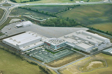 Pallas Foods Distribution Centre, Dublin, Ireland