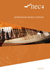 NEC4: Professional Service Contract