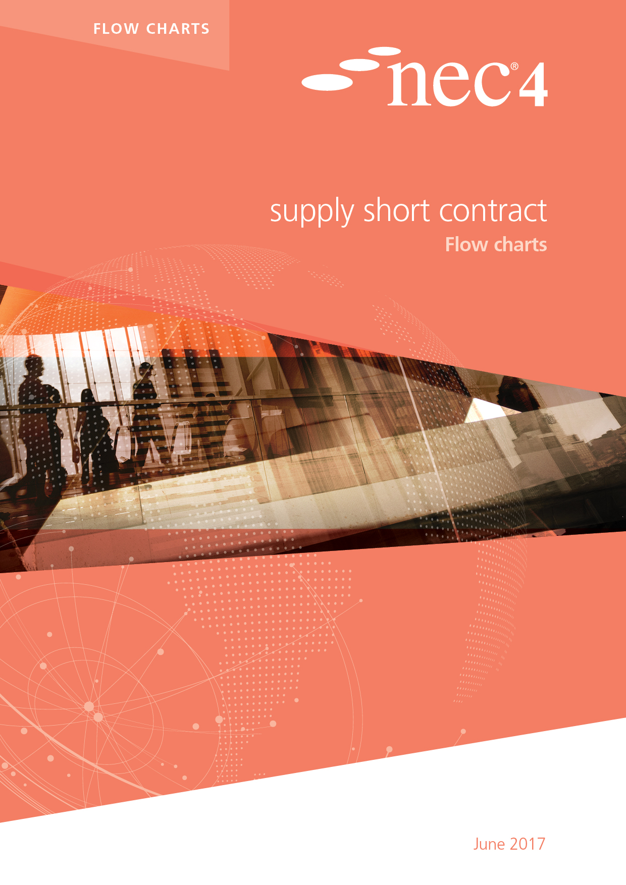 NEC4: Supply Short Contract Flow Charts