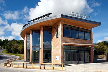 Green Build Hub, Cornwall, UK