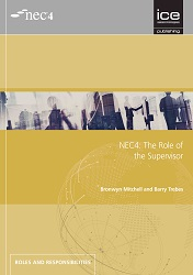 NEC4: The Role of the Supervisor