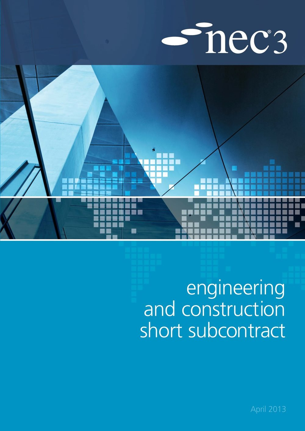 NEC3: Engineering and Construction Short Subcontract (ECSS)