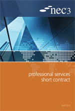 NEC3: Professional Services Short Contract (PSSC)