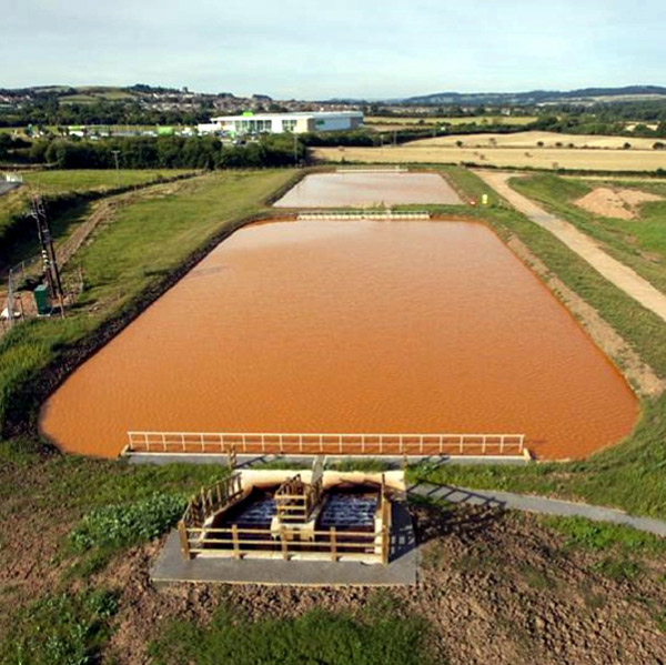 Cleveland Ironstone Mine Water Remediation, Yorkshire, UK