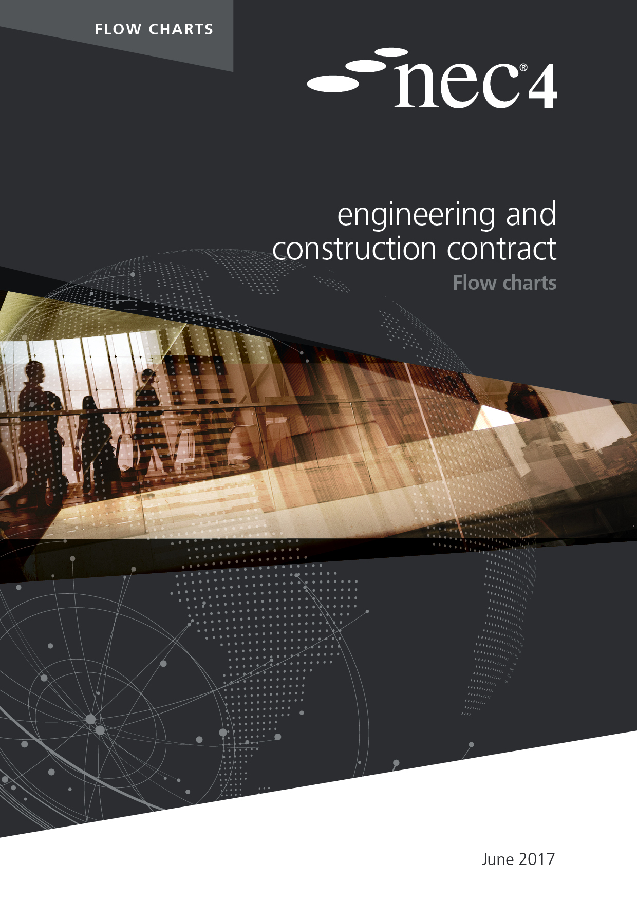 NEC4: Engineering and Construction Contract Flow Charts