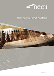 NEC4: Term Service Short Contract