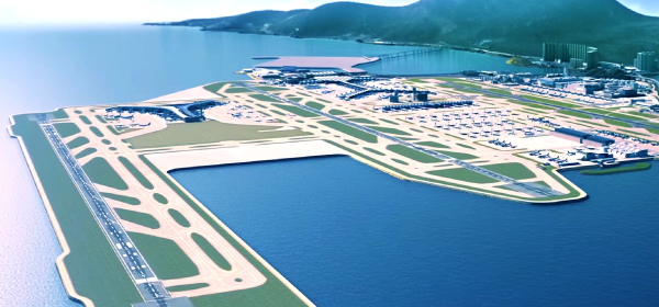 HK Airport Authority lets over £1bn NEC contracts