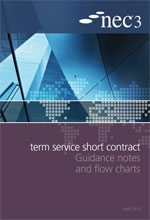 NEC3: Term Service Short Contract Guidance Notes and Flow Charts