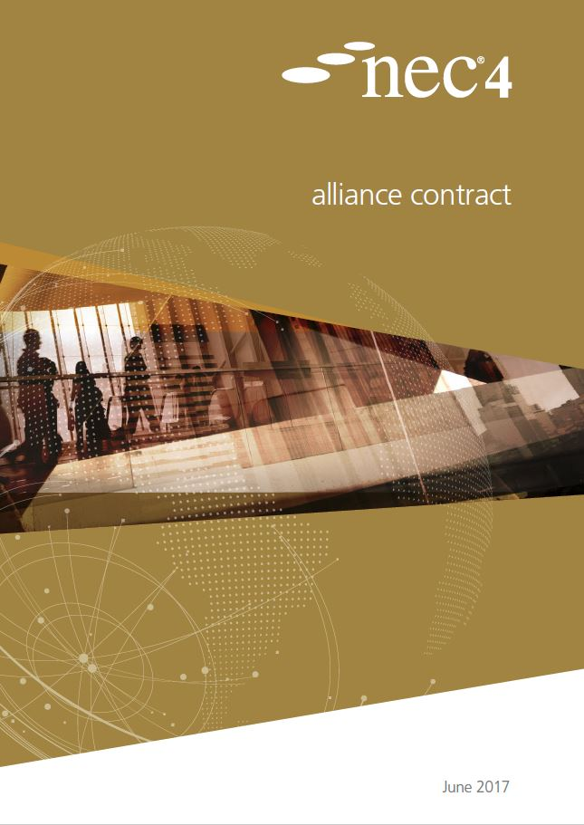 NEC4: Alliance Contract