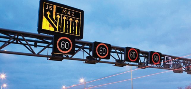 NEC4 ALC selected for £7bn smart motorways