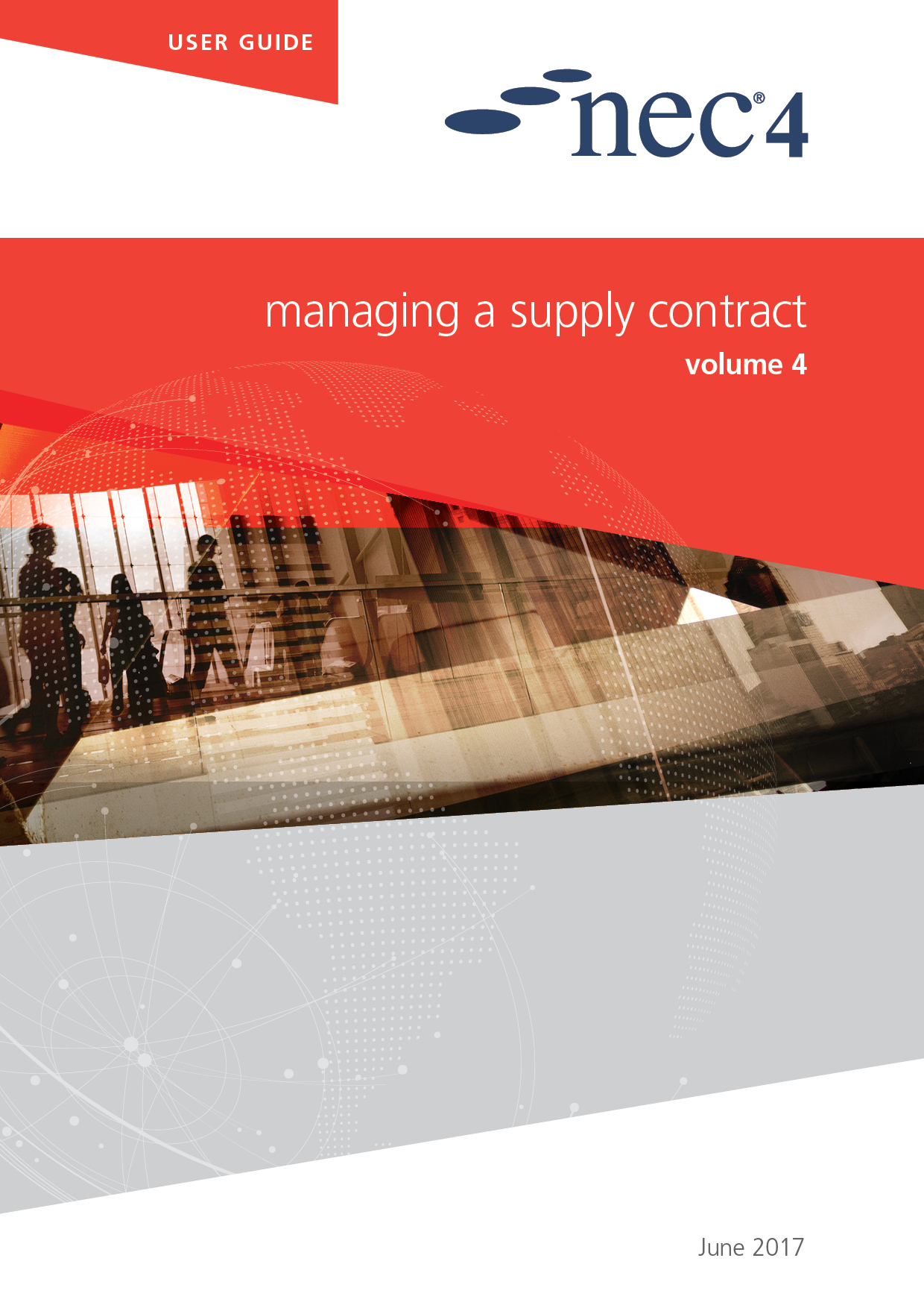 NEC4: Managing a Supply Contract