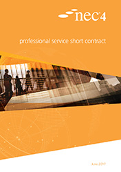 NEC4: Professional Service Short Contract