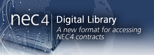 New NEC contract format