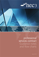 NEC3: Professional Services Contract Guidance Notes and Flow Charts