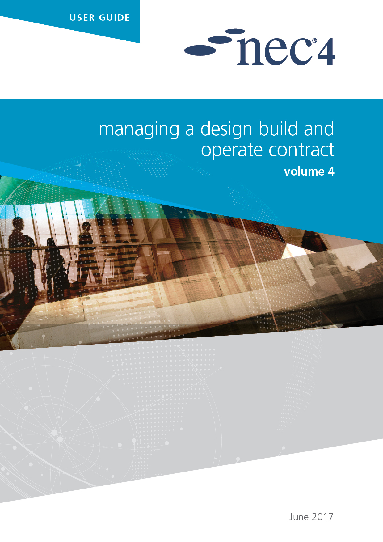 NEC4: Managing a Design, Build and Operate Contract