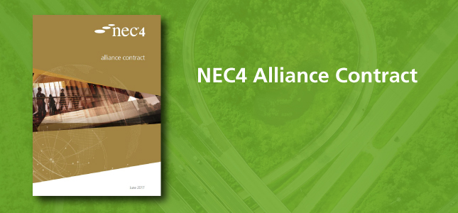 It is time for clients to adopt the NEC4 Alliance Contract