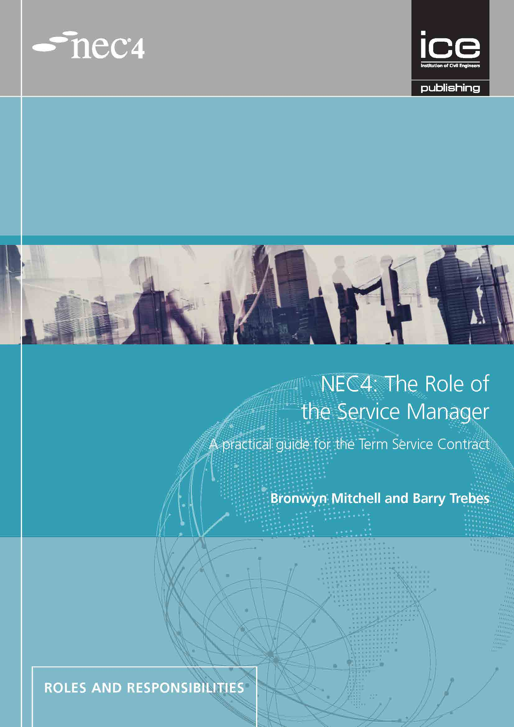 NEC4: The Role of the Service Manager