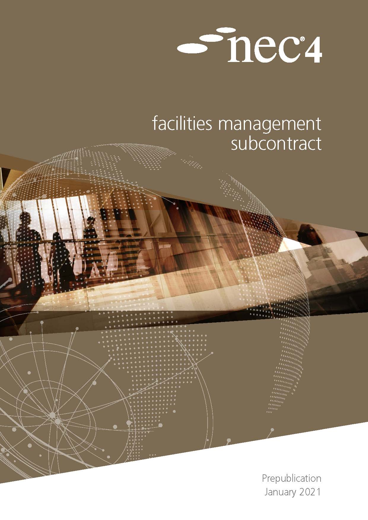 NEC4: Facilities Management Subcontract