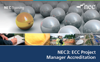 NEC3 ECC Project Manager Accreditation brochure